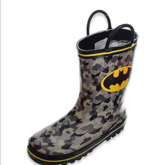 Batman Other - Batman Rainboots